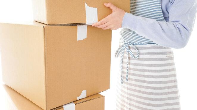 キーピットは荷物の搬入が簡単