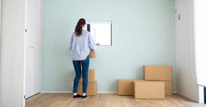 一人暮らしの荷物と整理整頓のコツ