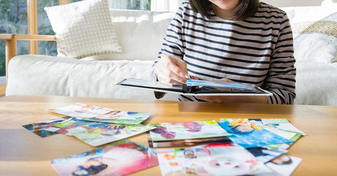 子供の思い出・作品の収納方法