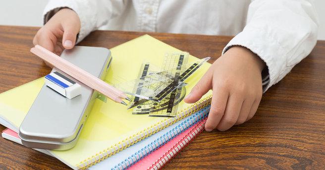 勉強道具がどんどん増える
