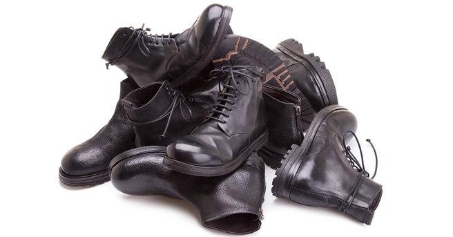 ブーツの保管とお手入れ方法