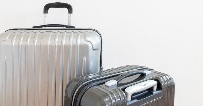 キャリーケース(スーツケース)の保管・収納