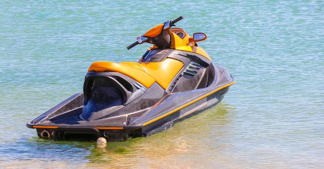 水上バイクの保管方法