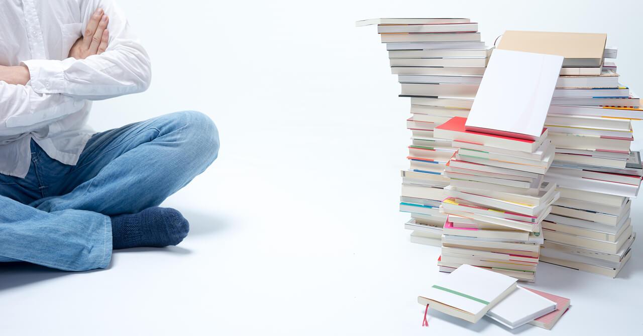 本を保管する時の注意点