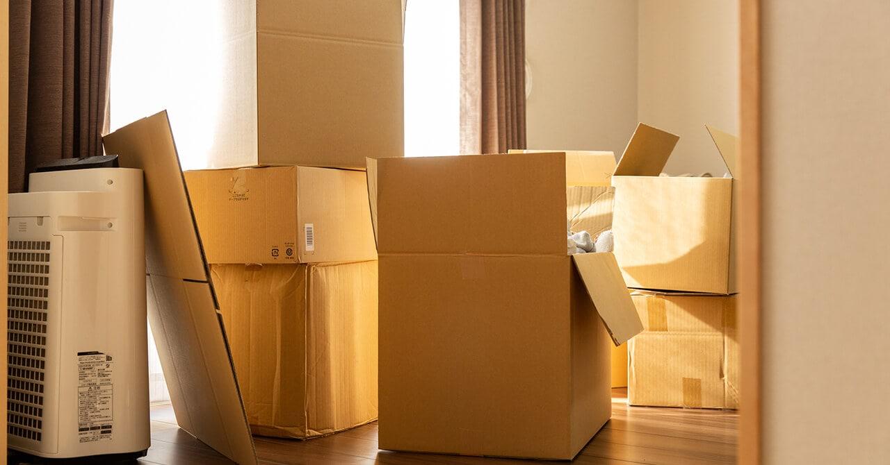 離婚時によくある荷物のトラブル