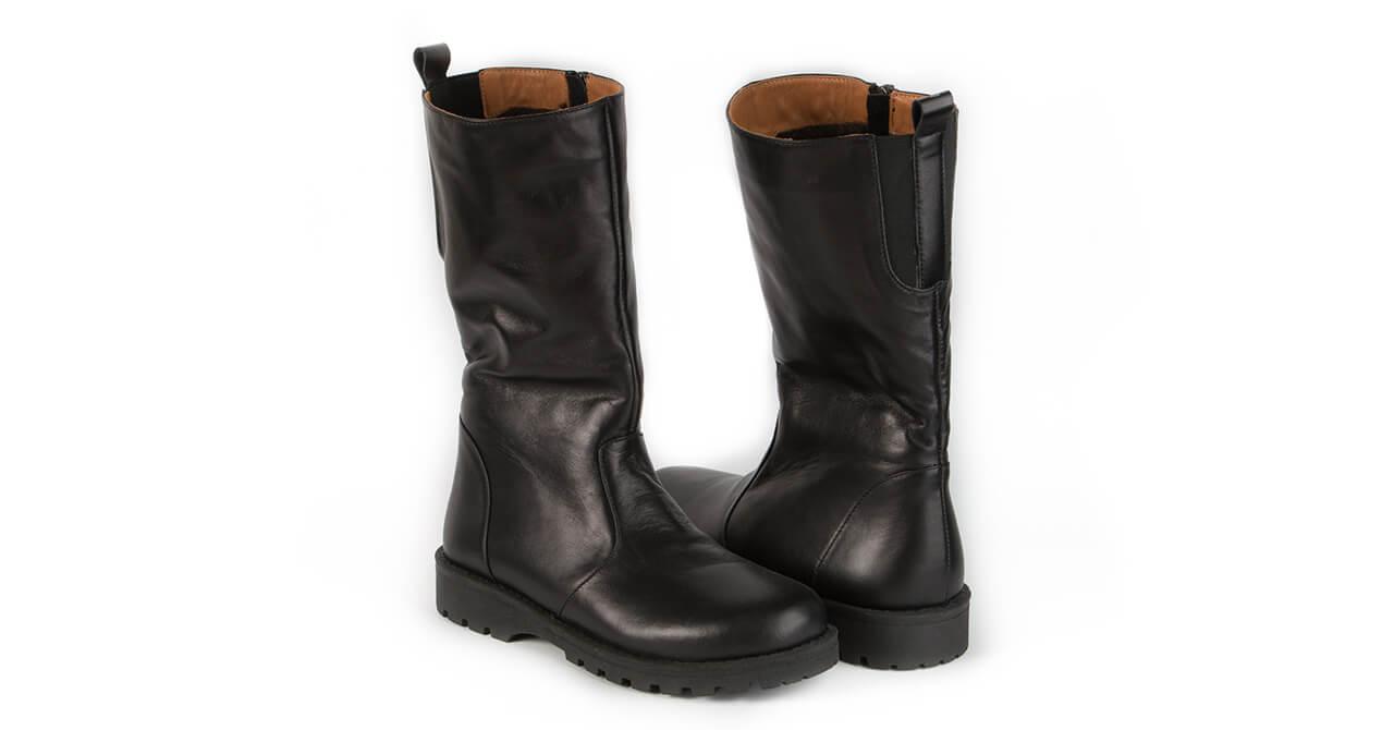 ブーツ保管の注意点