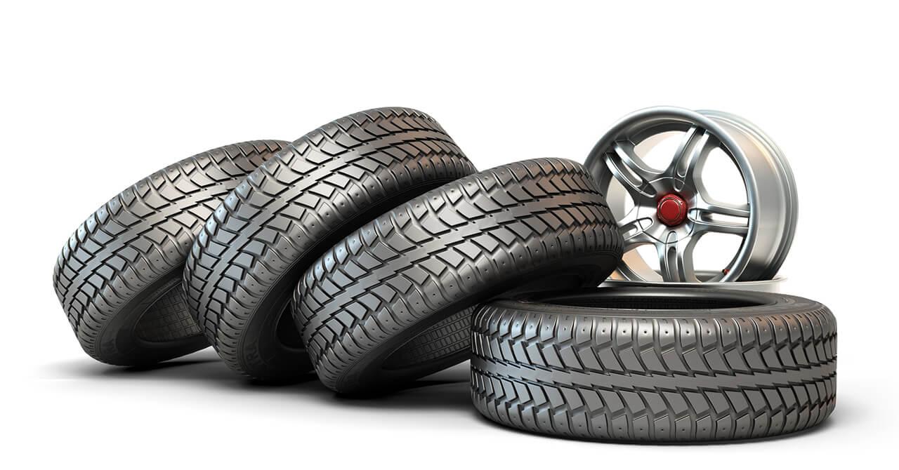 タイヤの保管