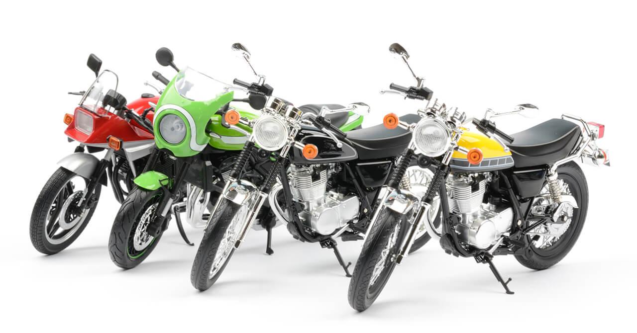 バイクの保管・収納