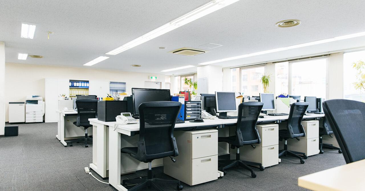 オフィス整理のポイント