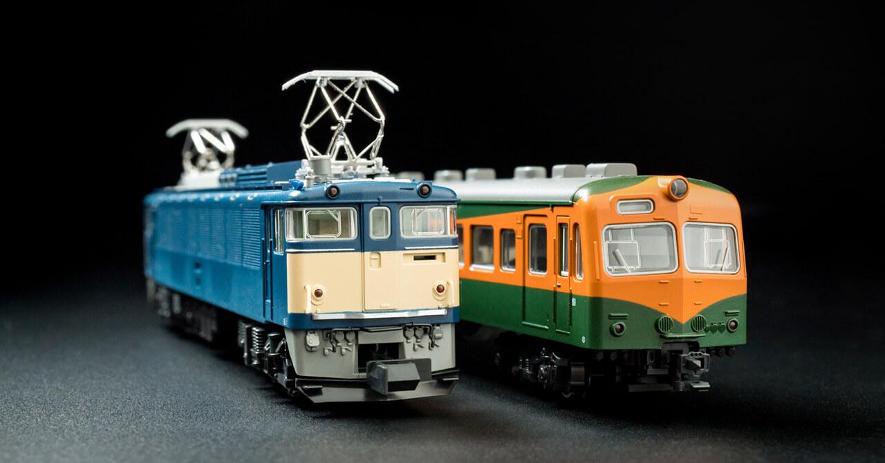 鉄道模型保管にトランクルームを活用