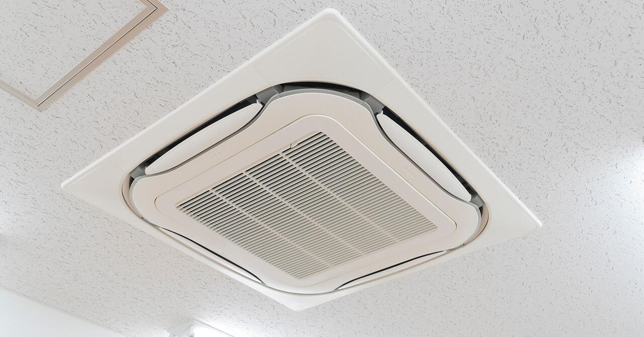 空調設備・セキュリティ体制