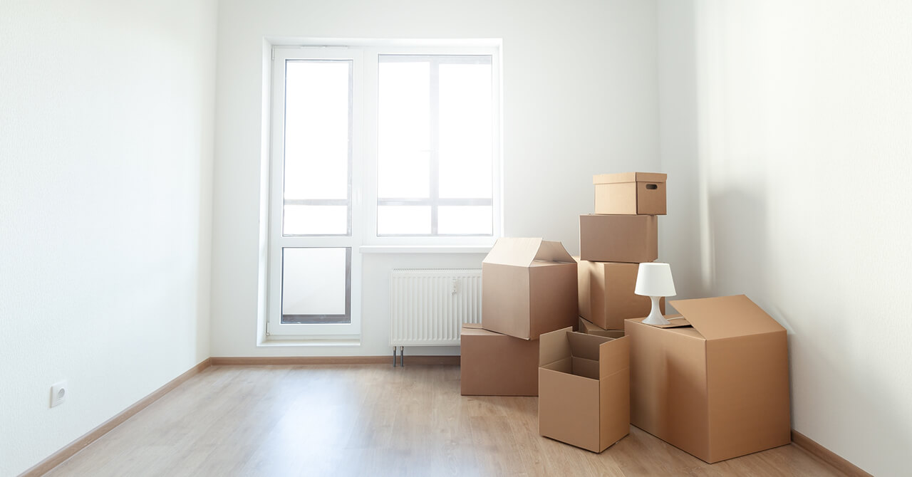 実家に残った荷物の整理方法