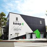 キーピット町田鶴川の店舗外観