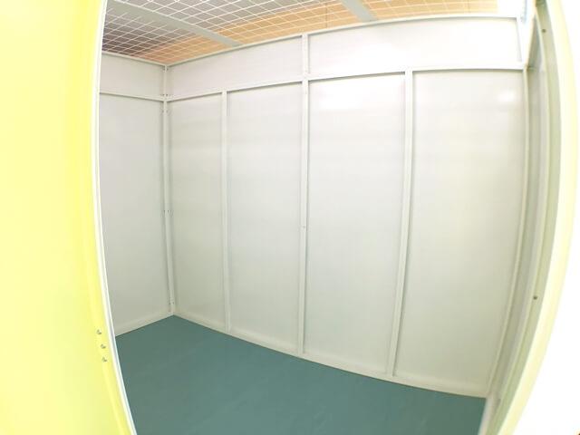 「キーピット鎌倉」トランクルームの収納スペースイメージ