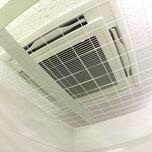「キーピット鎌倉」トランクルームの空調設備