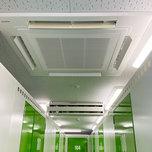 「キーピット」トランクルームの空調設備(エアコン)